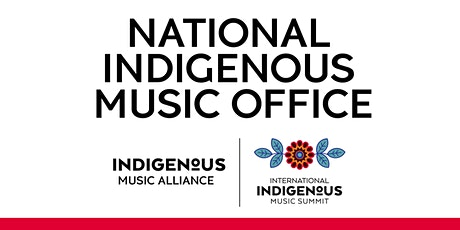 National Indigenous Music Office Community Engagement Tickets