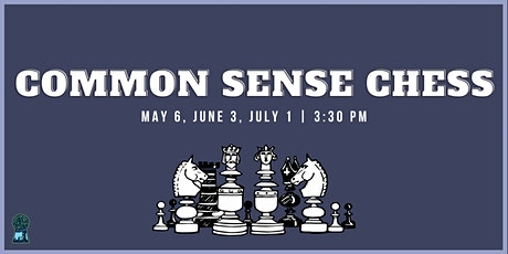 Common Sense Chess tickets