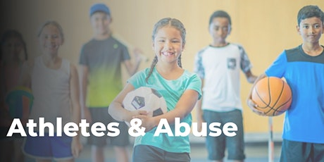 Athletes & Abuse Training tickets