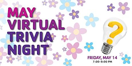 WYSB May Virtual Trivia Night tickets
