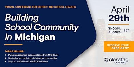 ClassTag Collaborate: Michigan tickets