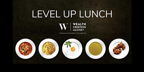 Level Up Lunch  23 April tickets