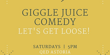Giggle Juice Comedy tickets