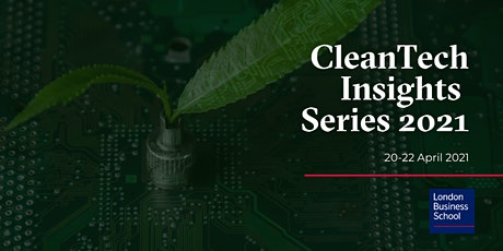 CleanTech Insights Series 2021 tickets