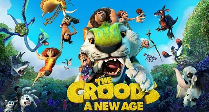 Friday Flicks and Food Trucks - Featuring The Croods : A New Age image