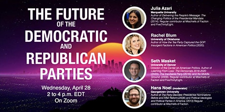 The Future  of the Democratic and Republican Parties tickets