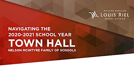 The Nelson McIntyre Collegiate Family of Schools Town Hall Live Event tickets