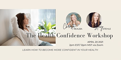 The Health Confidence Workshop tickets