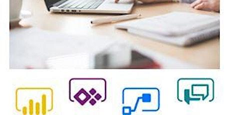 Webinar Automatizza i processi aziendali e sii produttivo con PowerPlatform biglietti