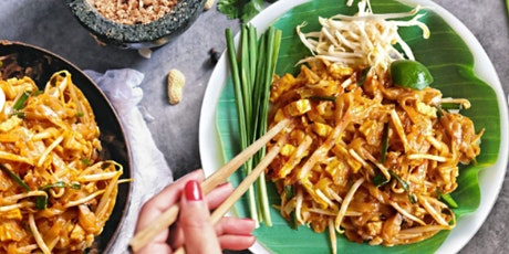 In-Person Class Taste of Thailand: Pad-Thai & Crispy Spring Rolls (Phoenix) tickets