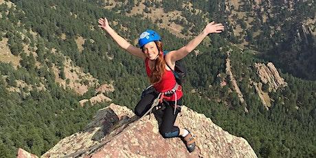 First Flatiron Rock Climbing tickets
