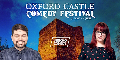 Oxford Castle Comedy Festival 5th June 7-8pm Angela Barnes & Charlie Baker tickets