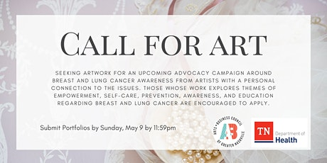 Pink & Pearl Call for Art Information Session tickets