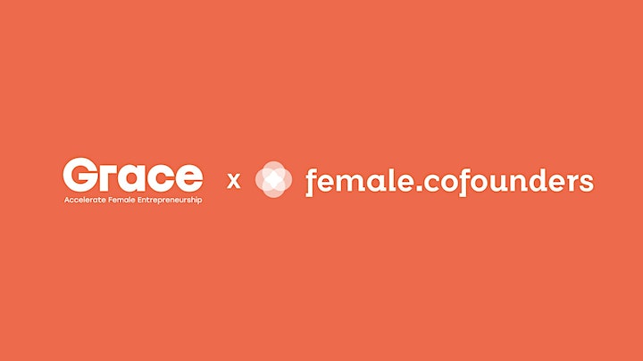 Grace x Female Co-Founders Pitch Night image