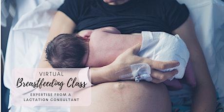 Virtual Prenatal Breastfeeding Class tickets