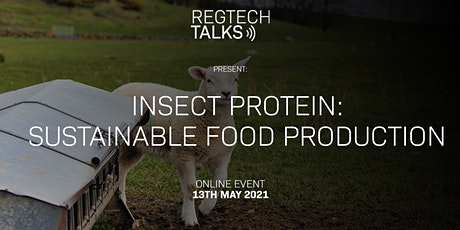 Insect Protein: Sustainable Food Production tickets