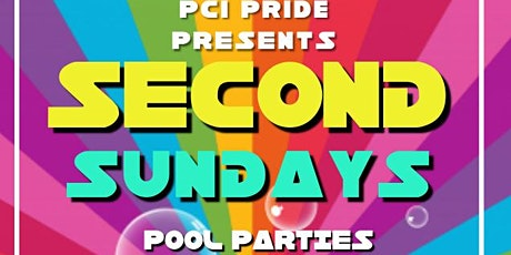 Second Sundays Pool Parties // May Edition tickets