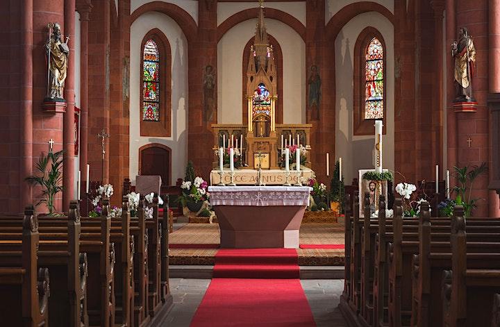 Kirchenmusikalische Andacht in der Osterzeit am18.04.2021: Bild