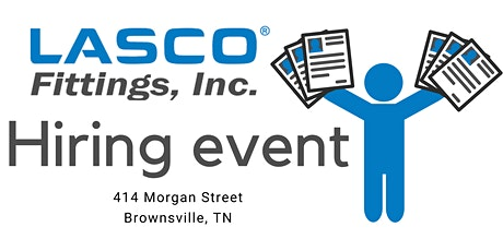 Hiring Event - LASCO Fittings, Inc. tickets