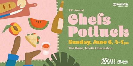 13th Annual Chef's Potluck tickets