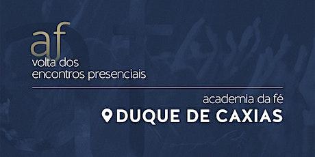 Caxias | Quarta, 14/04, às 19h30 ingressos