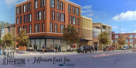Jefferson-Chalmers Mainstreet Master Plan Community Meeting - April 15 tickets