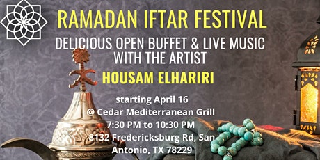 Weekly Ramadan Festival, All YOU CAN EAT BUFFET  سهرات رمضانيه اسبوعيه tickets