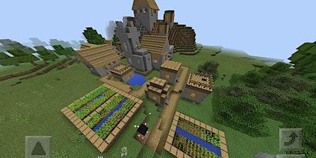 Minecraft: Burgen und Kathedralen - Wir bauen eine mittelalterliche Stadt Tickets