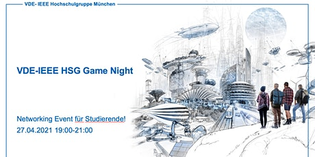 VDE-IEEE HSG Game Night tickets