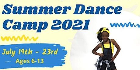 Summer Dance Camp 2021 tickets