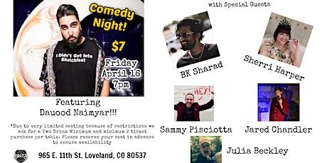 Comedy Night! tickets