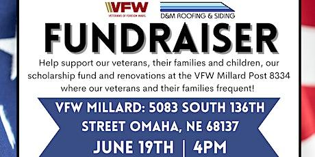 VFW Fundraiser tickets
