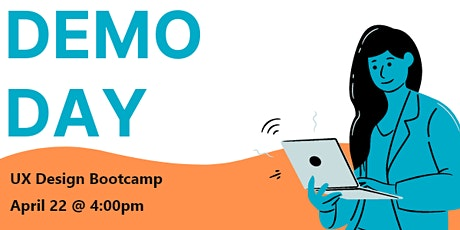 UX Design Bootcamp Demo Day tickets
