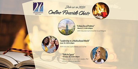 "Fireside Chat #2 - ""Leadership in a Multicultural World"" tickets"