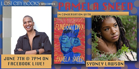 Funeral Diva by Pamela Sneed with guest Sydney Lawson tickets