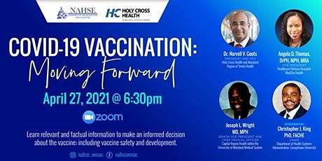 COVID-19 Vaccination: Moving Forward Tickets