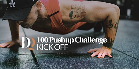 100 Pushup Challenge Kickoff (7am ET) tickets