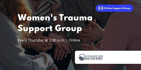 Women's Support Group tickets