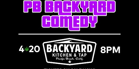 PBBackyardComedy @ Backyard tickets