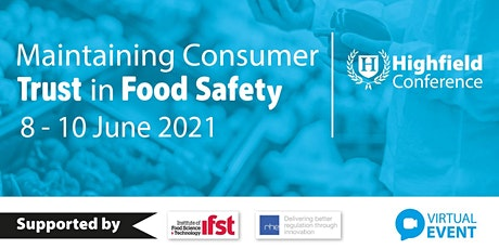 Smarter food safety for the new normal tickets