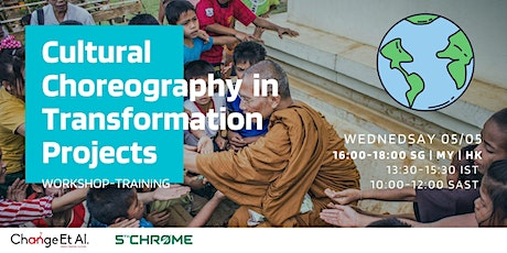 Cultural Choreography in Transformation Projects Workshop billets