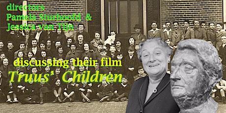 "Jonathan Romain interviews Directors of ""Truus' Children"" / Kindertransport tickets"