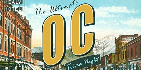 Ogden City (Virtual) Trivia Night: July Edition tickets