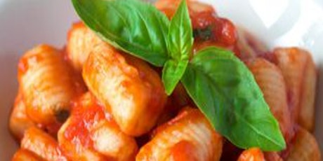 In-Person Class: Authentic Pasta Workshop: Hand-rolled Gnocchi with Two Cla tickets