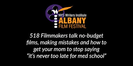 518 Filmmakers talk no-budget films, making mistakes and much more! biglietti
