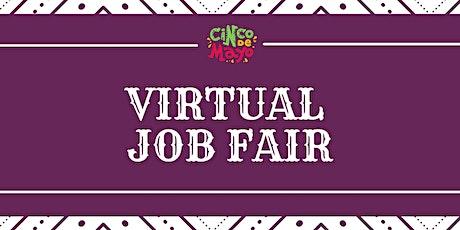 Virtual Job Fair - Dallas tickets