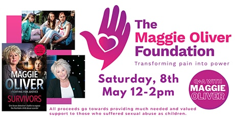 Q+A with Maggie Oliver tickets