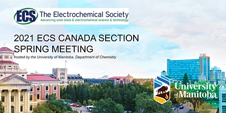 2021 Electrochemical Society Canada ECS Section Spring Meeting tickets