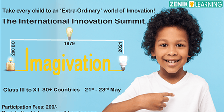 The International Innovation Summit for School students Tickets