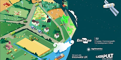 Opportunities for UK satellite organisations across Brazilian agriculture tickets